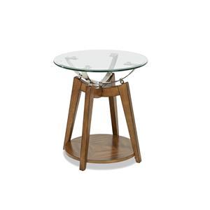 Klaussner International Ellipse End Table