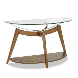 Klaussner International Ellipse Sofa Table