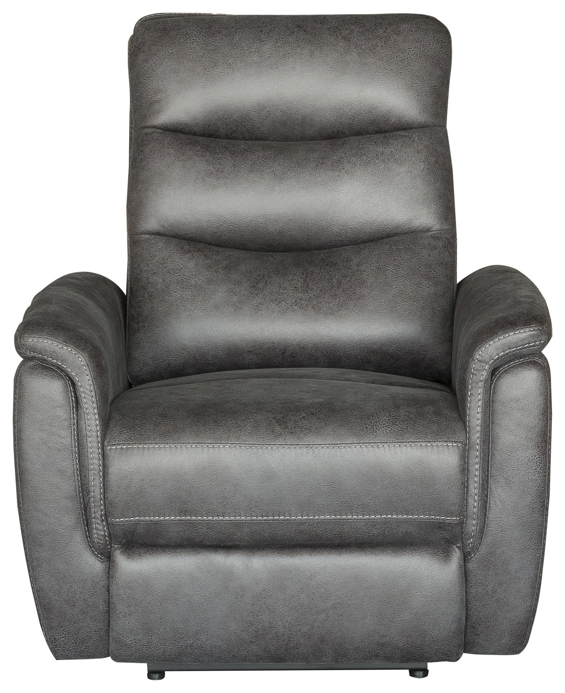 Graham Power Recliner by Klaussner International at HomeWorld Furniture