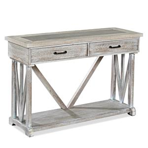 Klaussner International Gramercy Sofa Table