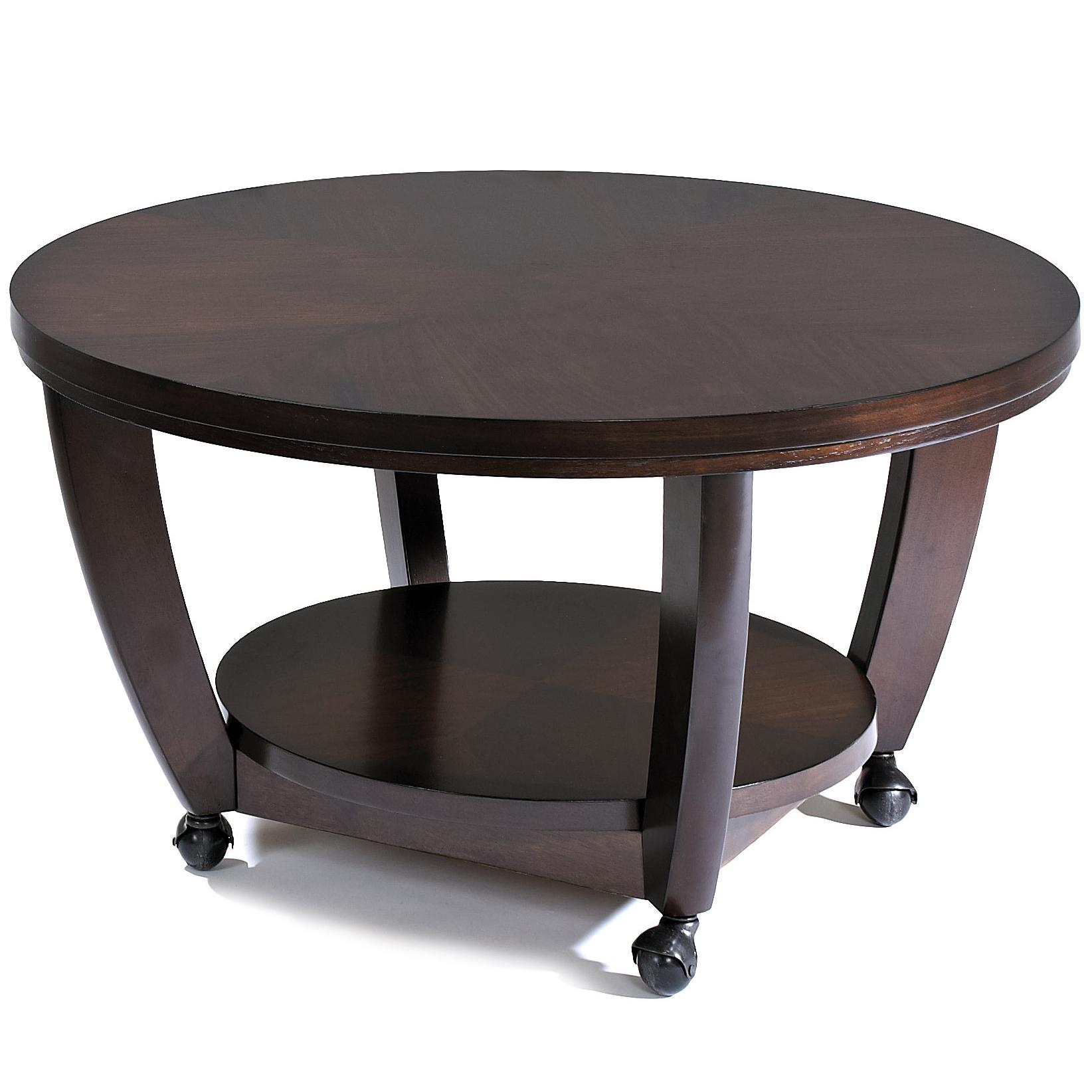 Morris Home Furnishings Hayden  Dolan Court Cocktail Table - Item Number: 764-820 CTBL