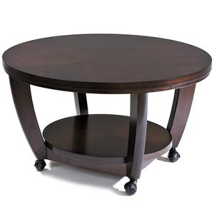 Morris Home Furnishings Hayden  Dolan Court Cocktail Table