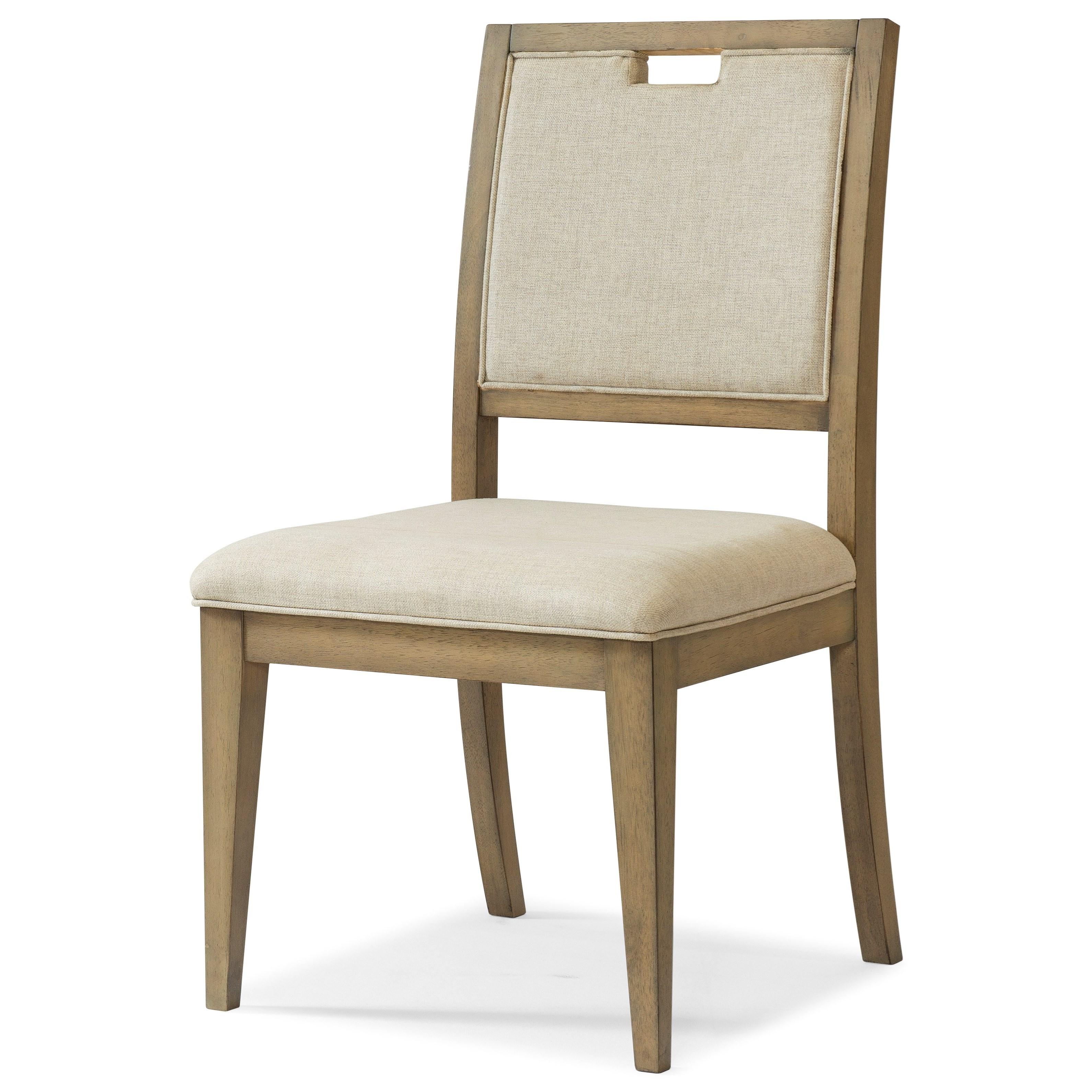 Klaussner International Melbourne Dining Side Chair - Item Number: 680-900SU