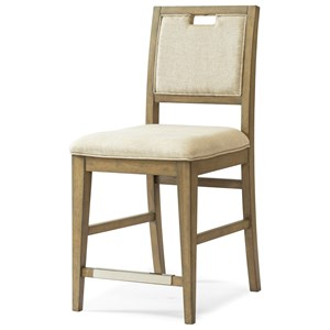 Klaussner International Melbourne Counter Stool
