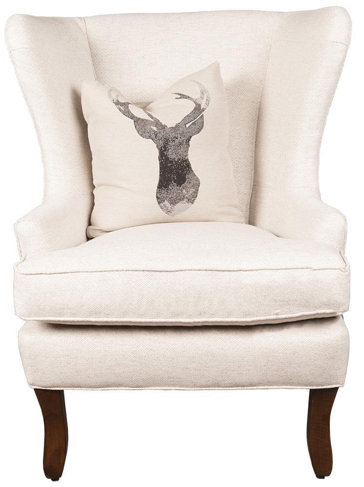 Morris Home Furnishings Pershing Pershing Chair - Item Number: 410349897