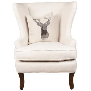 Morris Home Furnishings Pershing Pershing Chair