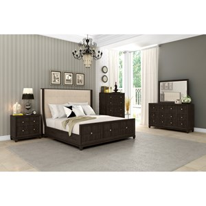 Regency California King Bedroom Group by Klaussner International