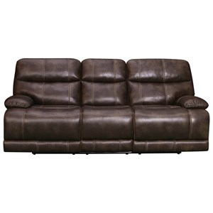 Klaussner International Rizzo Power Reclining Sofa