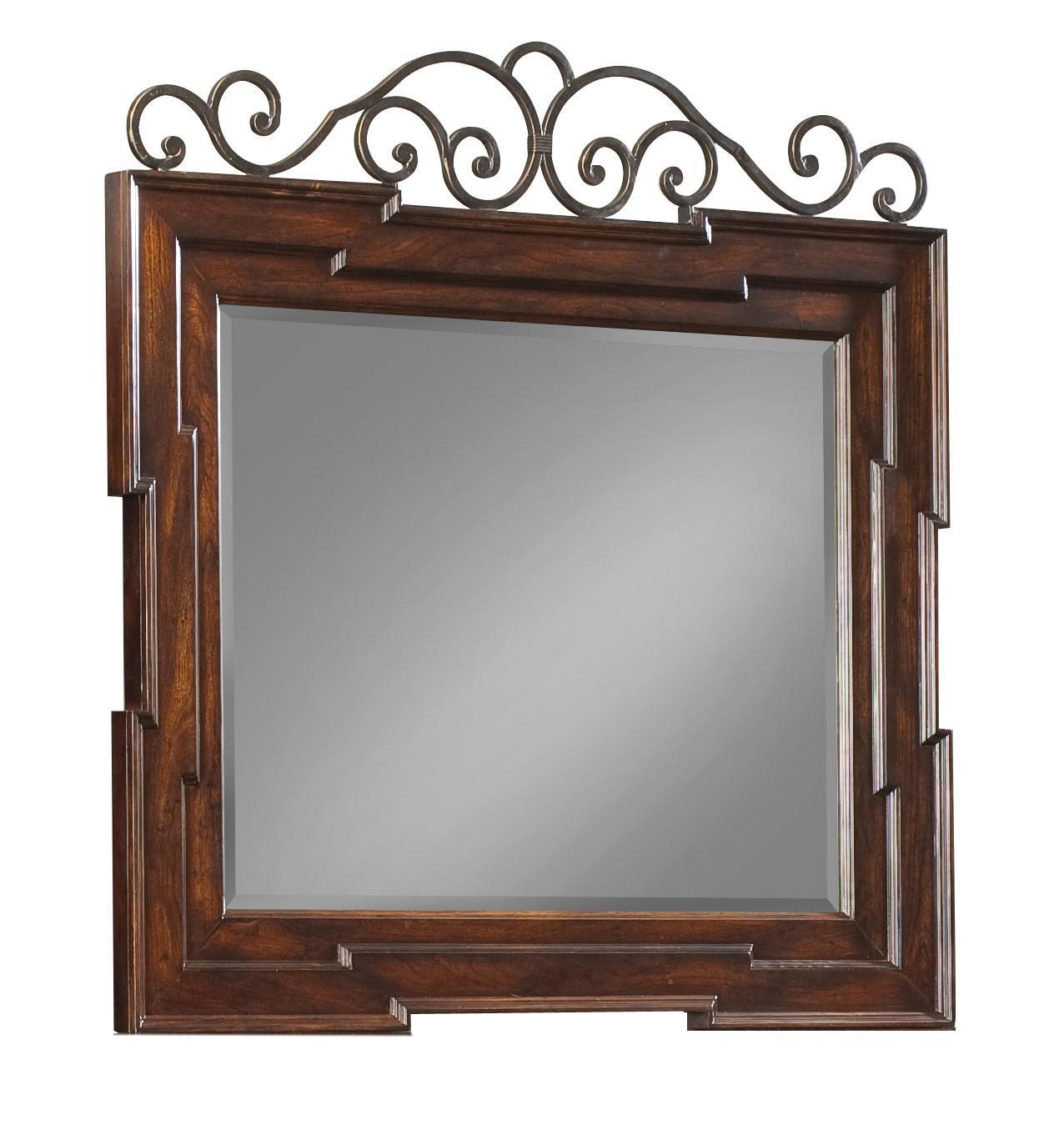 Belfort Basics Chesterbrook Mirror - Item Number: 872-660 MIRR