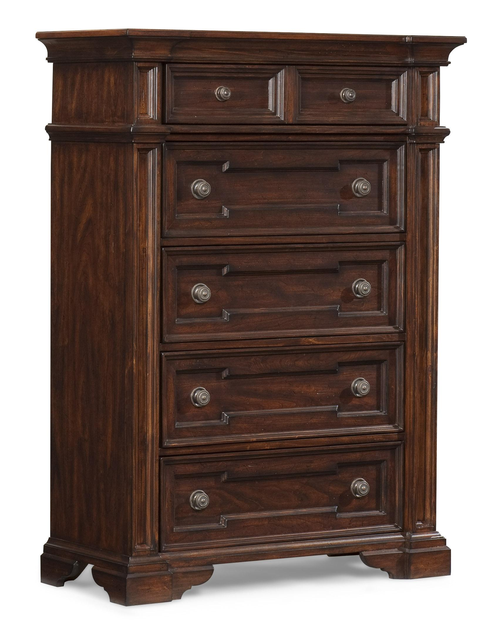Belfort Basics Chesterbrook Drawer Chest - Item Number: 872-681 CHEST
