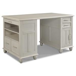 Easton Collection Sea Breeze Craft Desk