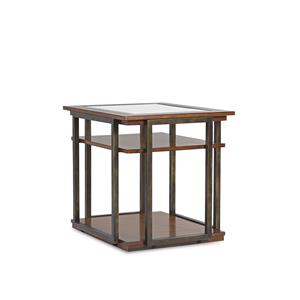 Klaussner International Skylines End Table
