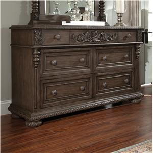 Belfort Basics Virginia Manor Dresser