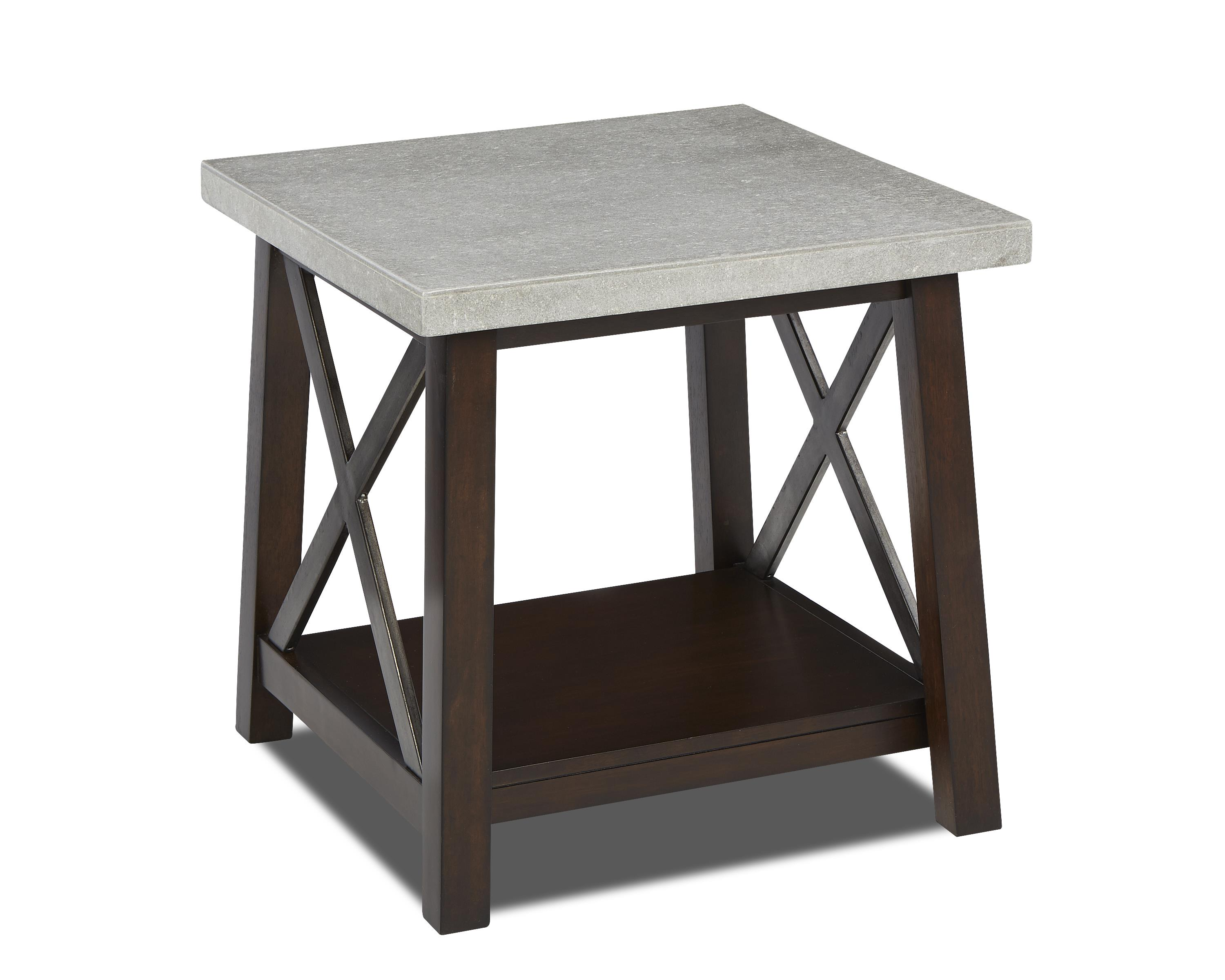 Belfort Basics Viewpoint End Table - Item Number: 702-809 ETBL