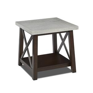 Belfort Basics Viewpoint End Table