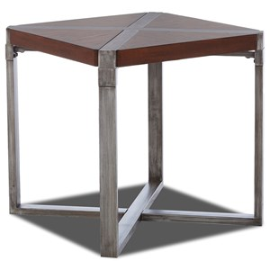 Metropia International Woodbrook End Table