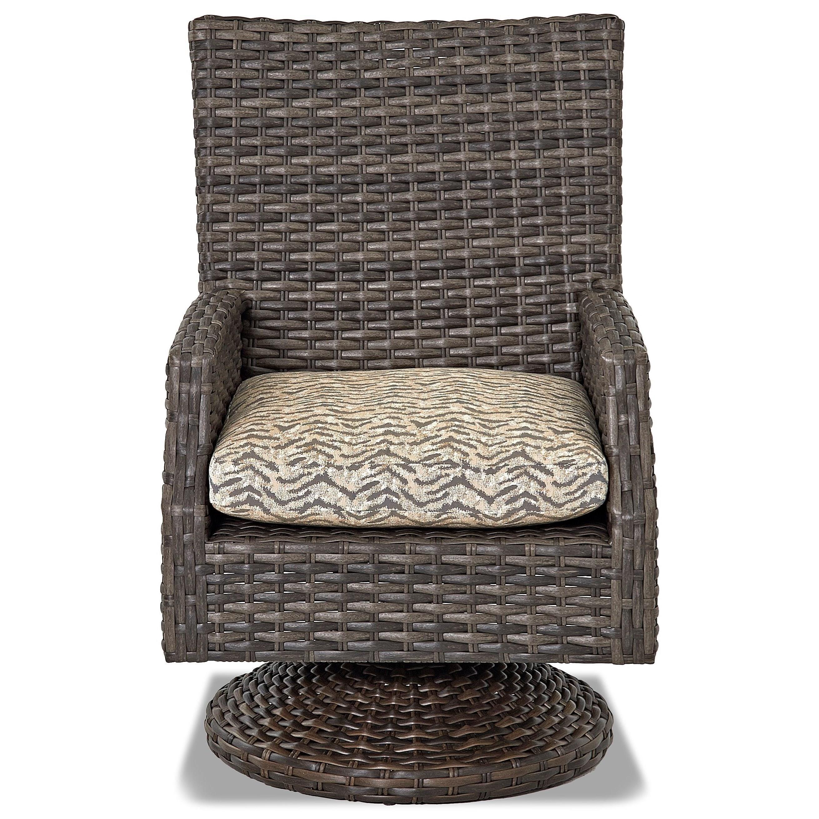 Sw Rock Din Chair w/ Reversible Cushion