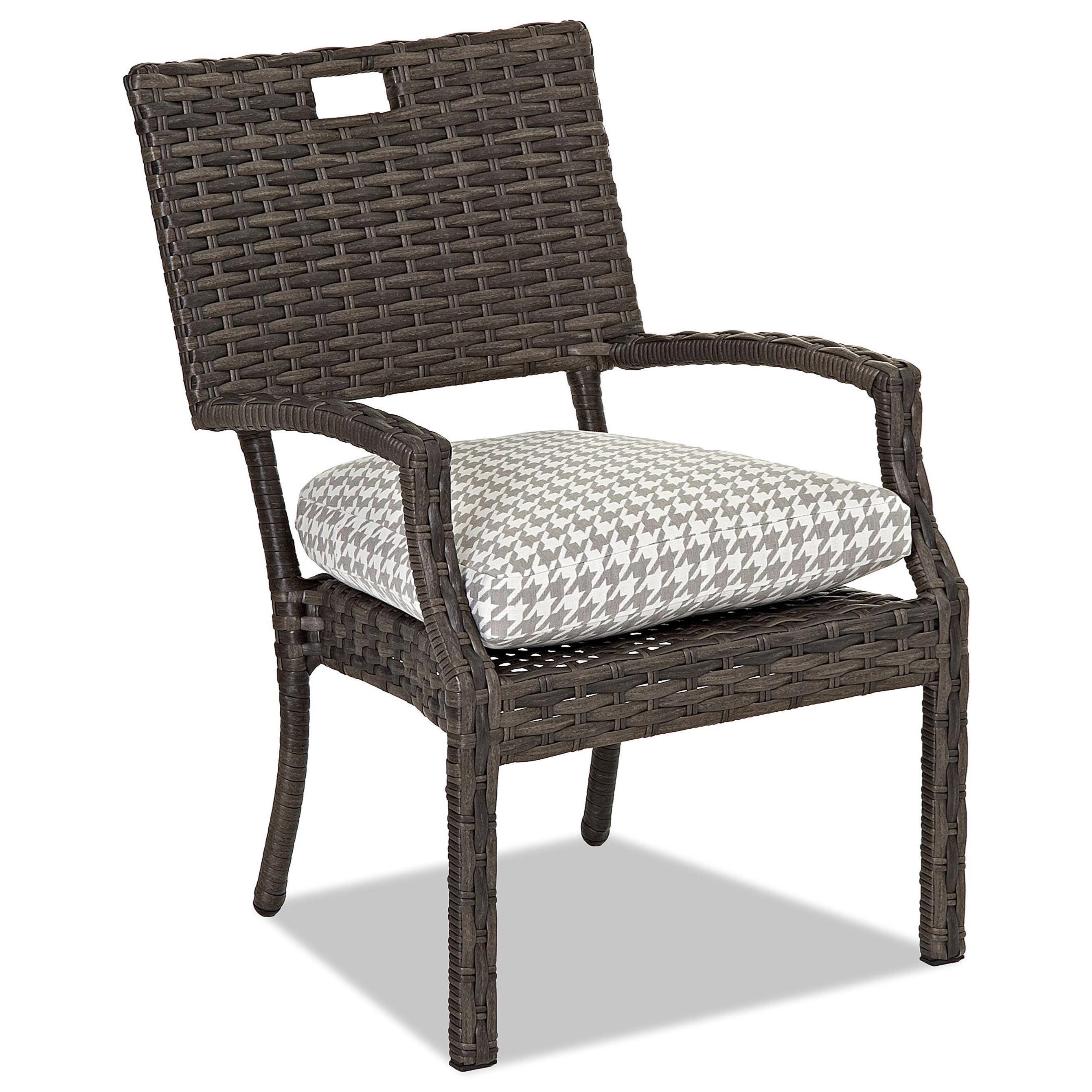 4 Pack Stack Din Chair w/ Reversible Cushion