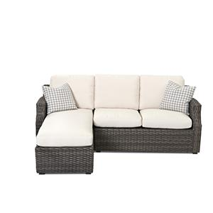 Outdoor Sectional Sofa with Chaise