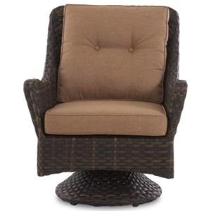 Swivel Rock Chair