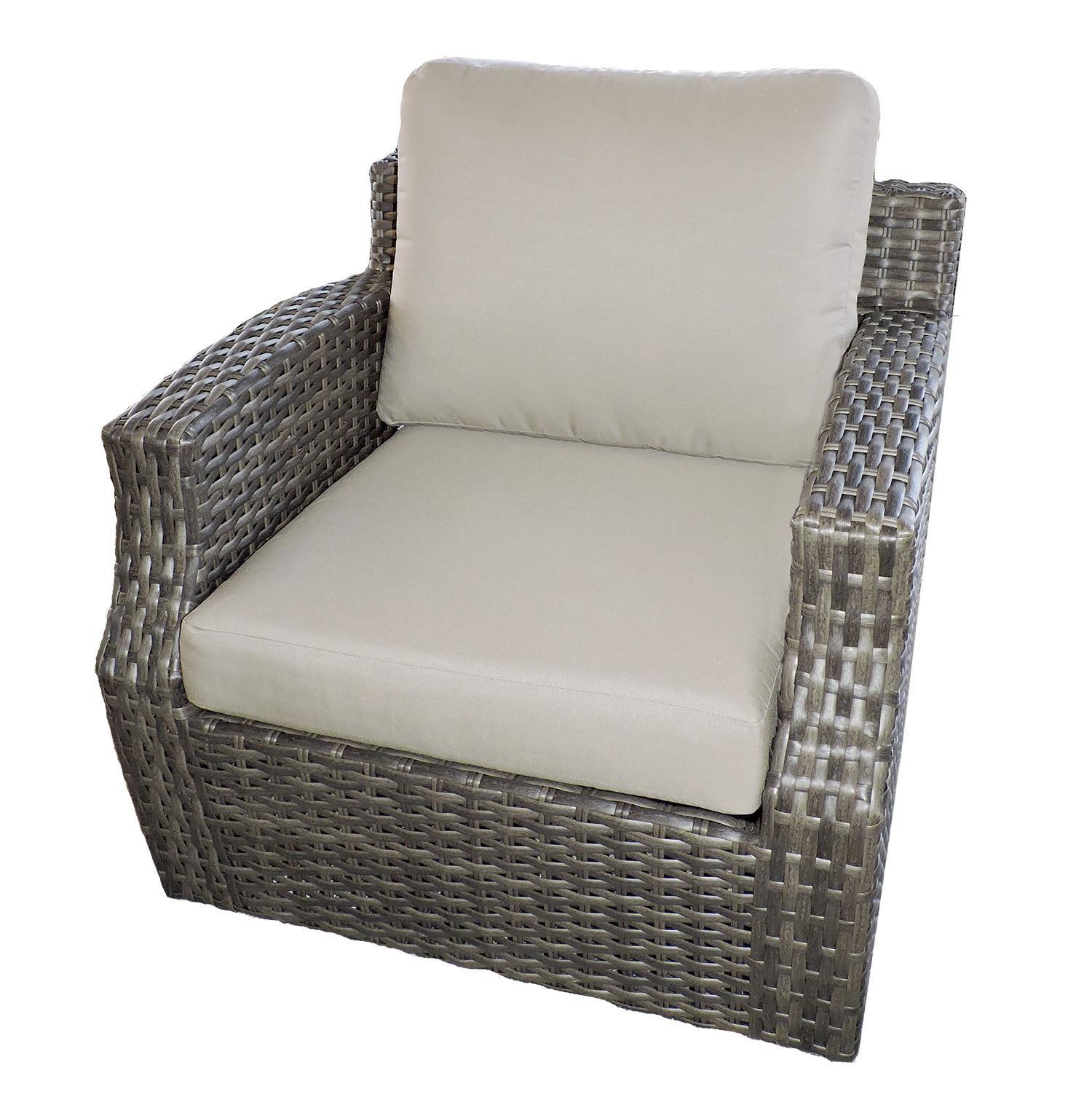 Belfort Outdoor Cascade Outdoor Chair - Item Number: W5099D C 5461-0000