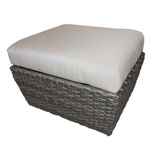 Belfort Outdoor Cascade Outdoor Ottoman