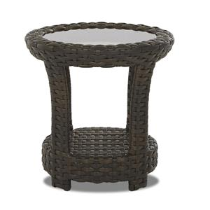 Klaussner Outdoor Cassley Round End Table
