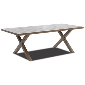 """Outdoor 86"""" Dining Table"""