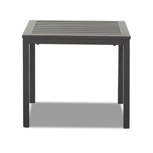 Klaussner Outdoor Linder Square End Table