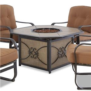 Klaussner Outdoor Lowell Bay Firepit
