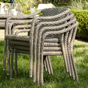 4 Pack Stacking Chairs