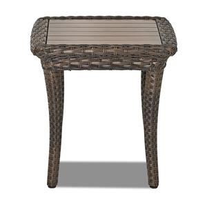 Klaussner Outdoor Sycamore Square Outdoor End Table