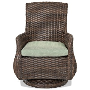 Sw Rock Din Chair with Rev Cushion