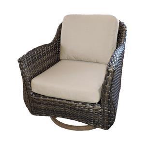 Belfort Outdoor Sycamore Outdoor Swivel Glider Chair