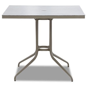 "Outdoor 36"" Bar Height Table"