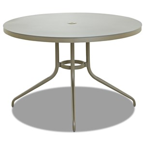 """Outdoor 48"""" Dining table"""