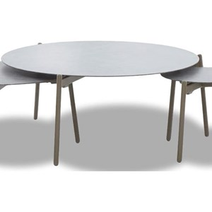 Outdoor Round Cocktail Table