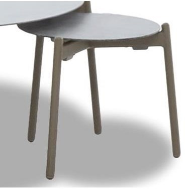 Small Round Outdoor Accent table