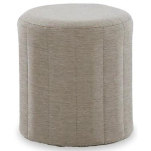 Outdoor Upholstered Stool
