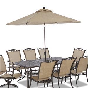 Klaussner Outdoor Verona 9' Umbrella