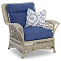 Klaussner Outdoor Willow Chair - Item Number: W1200 CDR