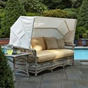 Klaussner Outdoor Willow Daybed - Item Number: W1200 DAYDR