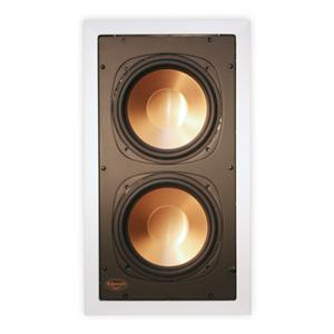 "Klipsch In-Wall Architectural Speakers 8"" Architectural In-Wall Subwoofer"