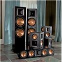 Klipsch Reference II Surround 600 Watts Speaker with Dual 6.5