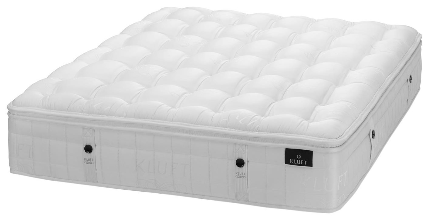 CalKing Plush LuxeTop Mattress