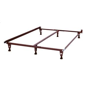 Knickerbocker The Rock Bed Frame Heavy Duty Adjustable Bed Frame with Glides