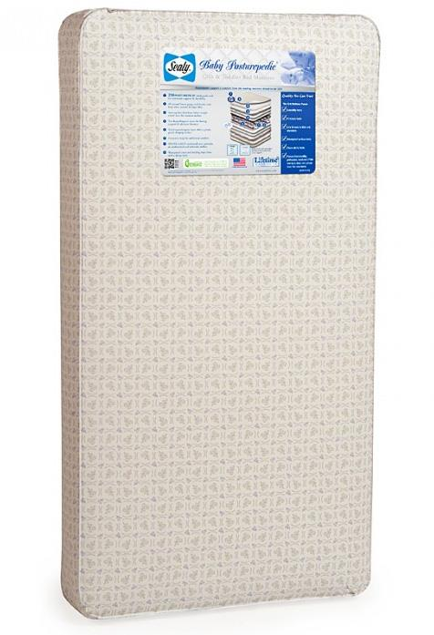 Kolcraft Enterprises Crib Mattresses Sealy Baby Posturepedic Crib Mattress - Item Number: EM601-MFF5