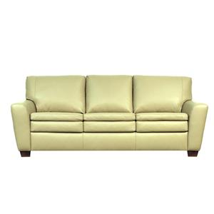 Kroehler Lifespaces (A) Adrian Flair Tapered Arm Sofa