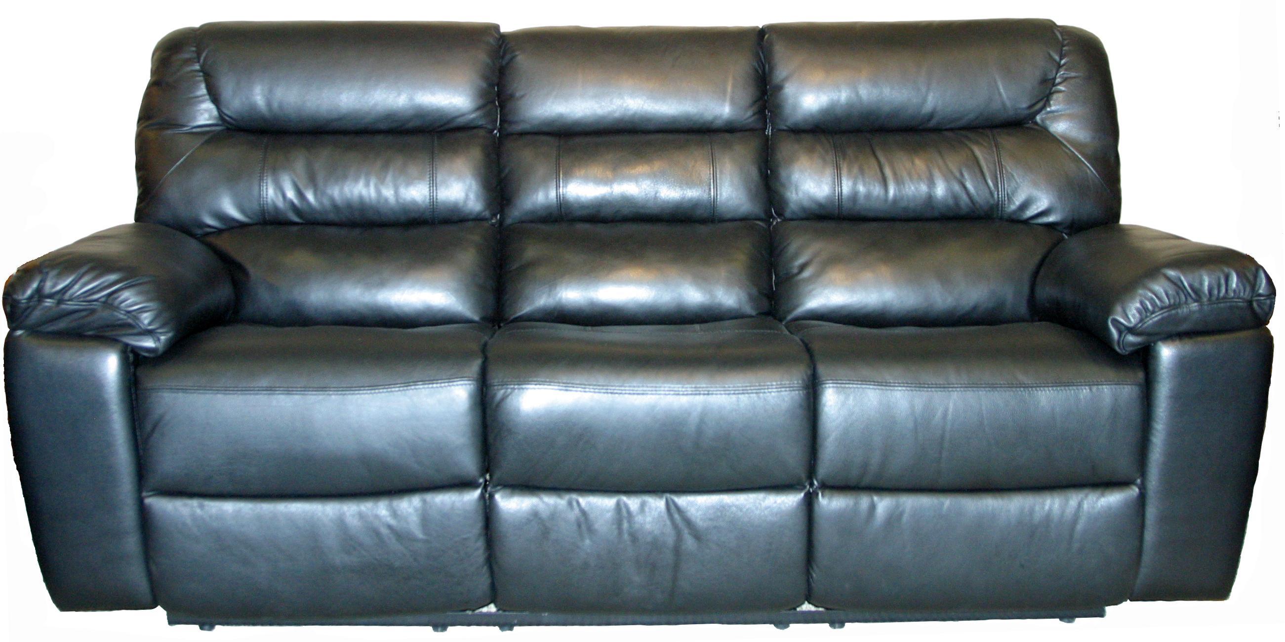 Casual Three Seat Sofa