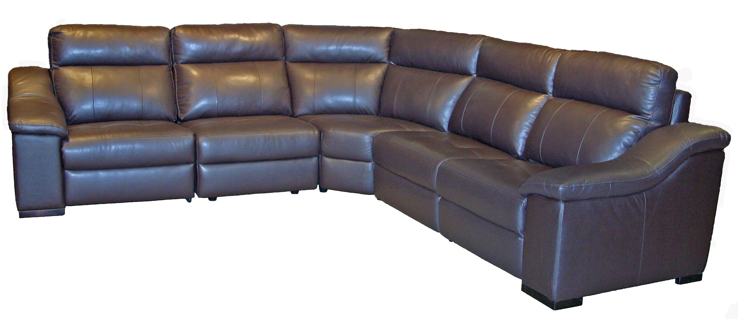 Contemporary 5 Piece Sectional Sofa